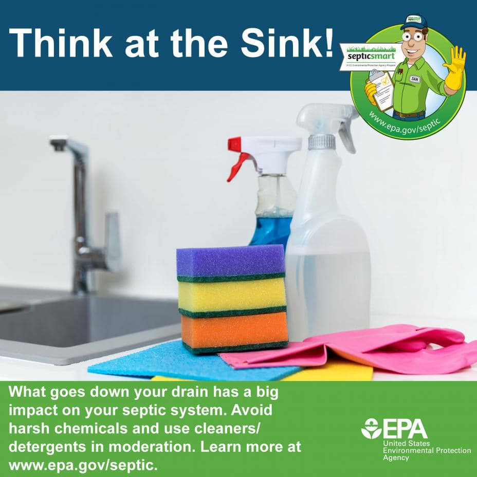 Think at the Sink!